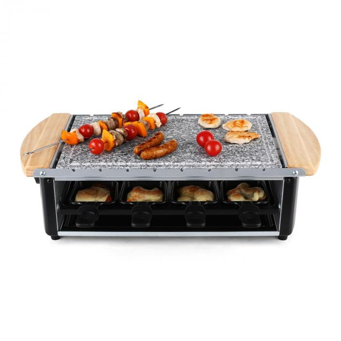 Chateaubriand 5051 Raclette-grilli luonnonkivilevy 1200W