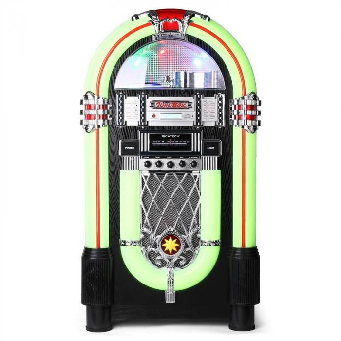 RR 1000 Jukebox CD AM/FM AUX LED