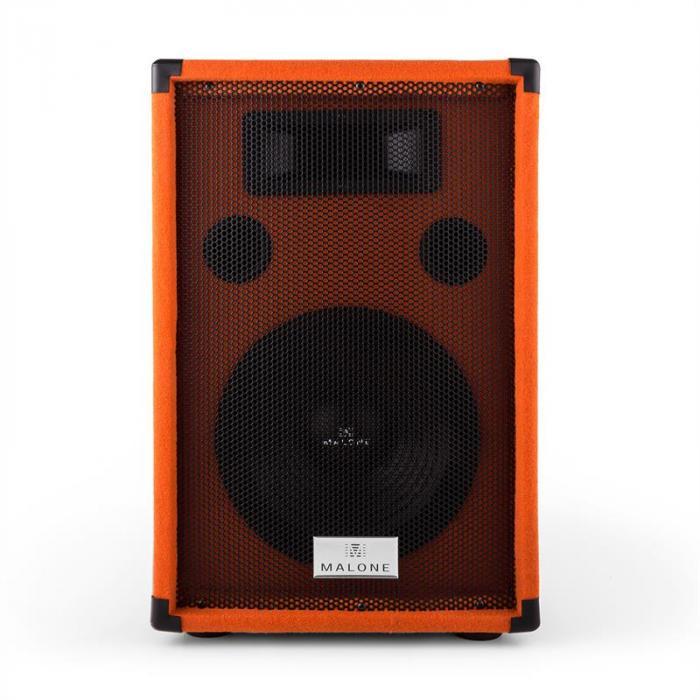 "Beatamine-D PA-Lautsprecher 25 cm 10"" 200W RMS 400W max. orange"
