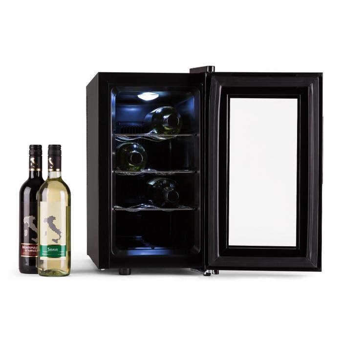 Viinijääkaappi Reserva Picola Luokka B 8 pulloa