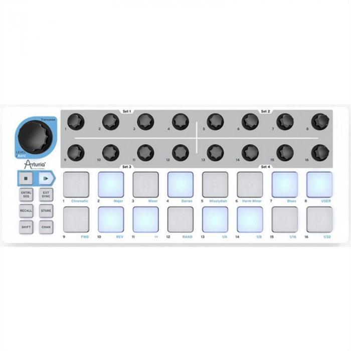 Beatstep USB-MIDI-DJ-Controller