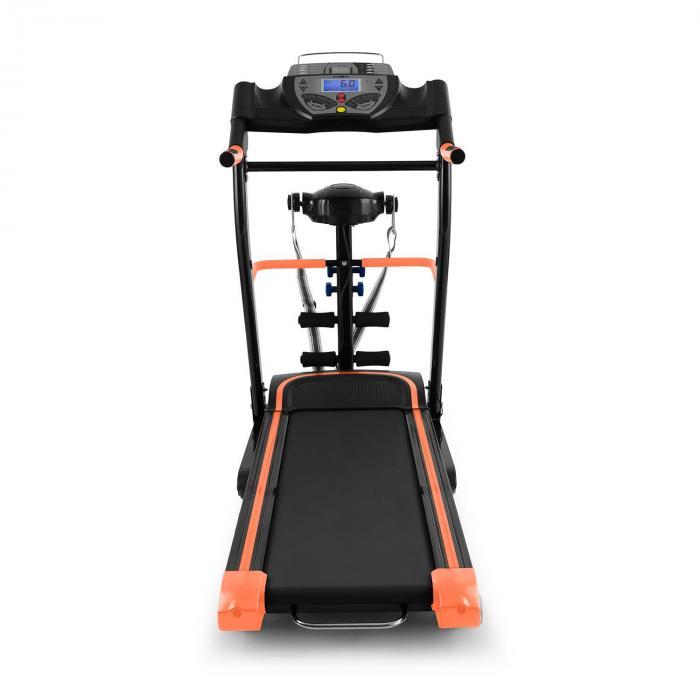 Pacemaker FX5 Tapis roulant 1103 Watt 12 km/h Cardiofrequenzimetro