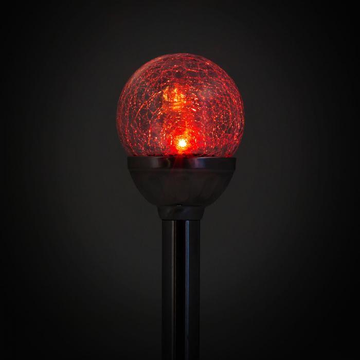 Sunshard Lampada Da Giardino Ad Energia Solare Set 2 Lampade
