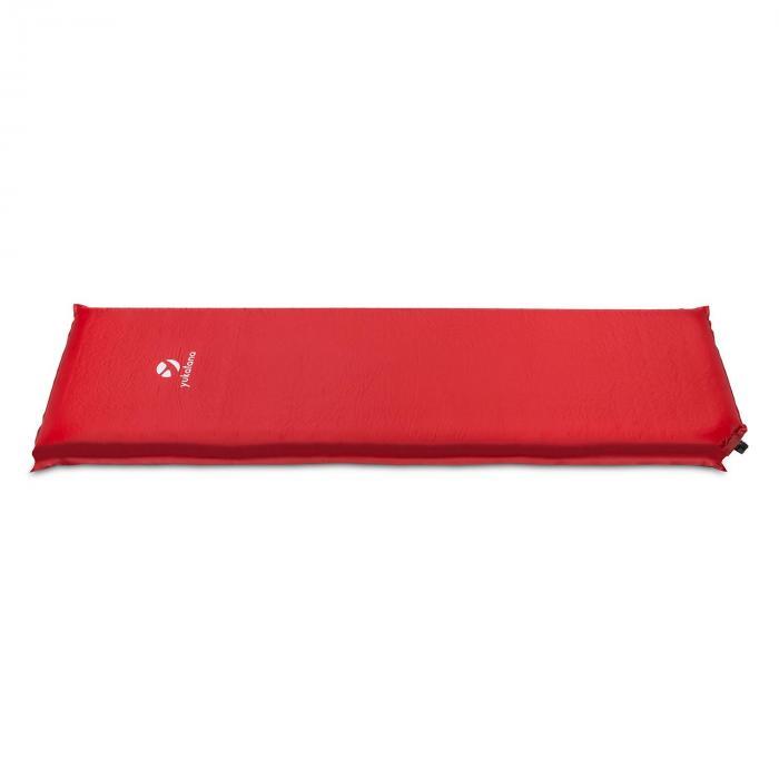 Gooddream 10 eristävä makuualusta 10 cm paksuinen itsetäyttyvä punainen