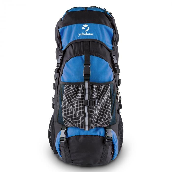 Thurwieser RD Zaino da Trekking 55 L Nylon Impermeabile Blu
