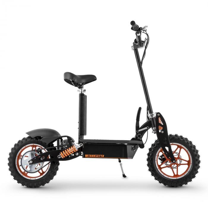 tank type 1000ttx elektro scooter cross 1000w 36v 32 km h 20 km online kaufen elektronik star ch. Black Bedroom Furniture Sets. Home Design Ideas