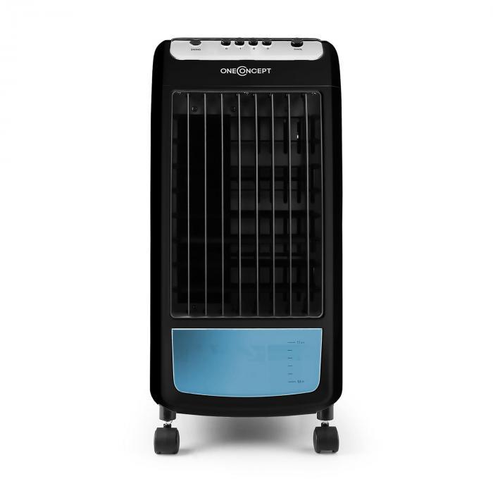 Caribbean Blue luchtkoeler luchtverfrisser ventilator 70W wit/zwart