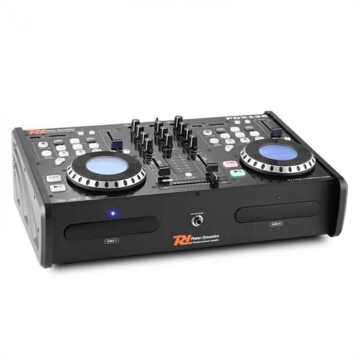PDX125 Dual DJ-soitin-kontrolleri CD UBS SD MP3