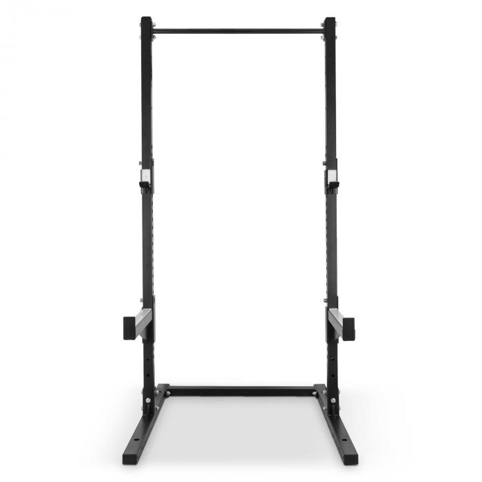 rackster half rack 250kg single bar stahl pulverbeschichtet online kaufen elektronik star de. Black Bedroom Furniture Sets. Home Design Ideas