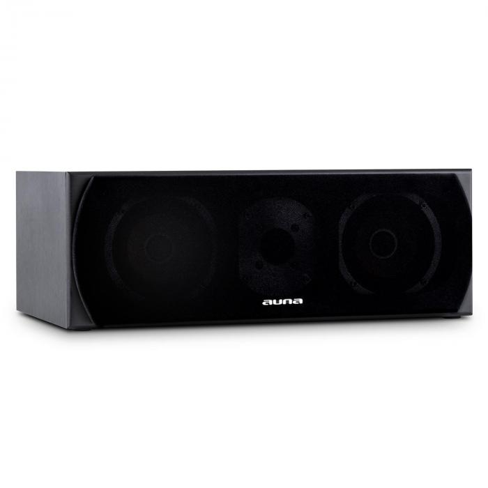 Linie 501 CS-BK Altavoz Center 120W pasivo negro
