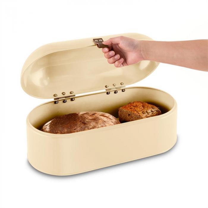 Ciabatta Crema 2 leipälaatikko 14,5 l retro creme