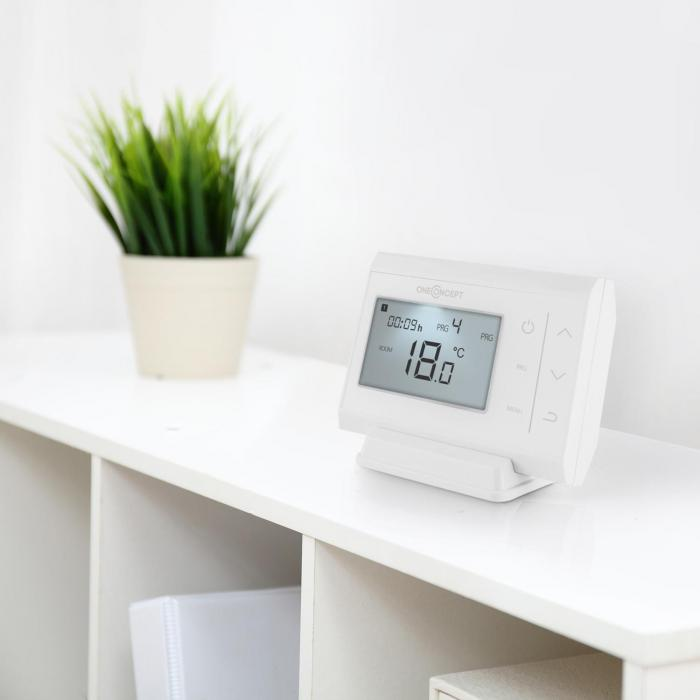 stf 65 funk heizk rper thermostat steckdosenthermostat touch online kaufen elektronik star ch. Black Bedroom Furniture Sets. Home Design Ideas