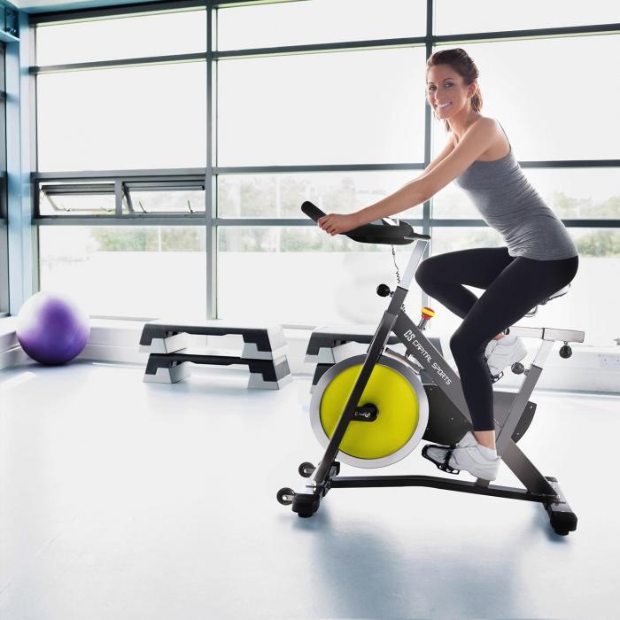 Spinnado Ergo-Bike Cyclette 18 kg