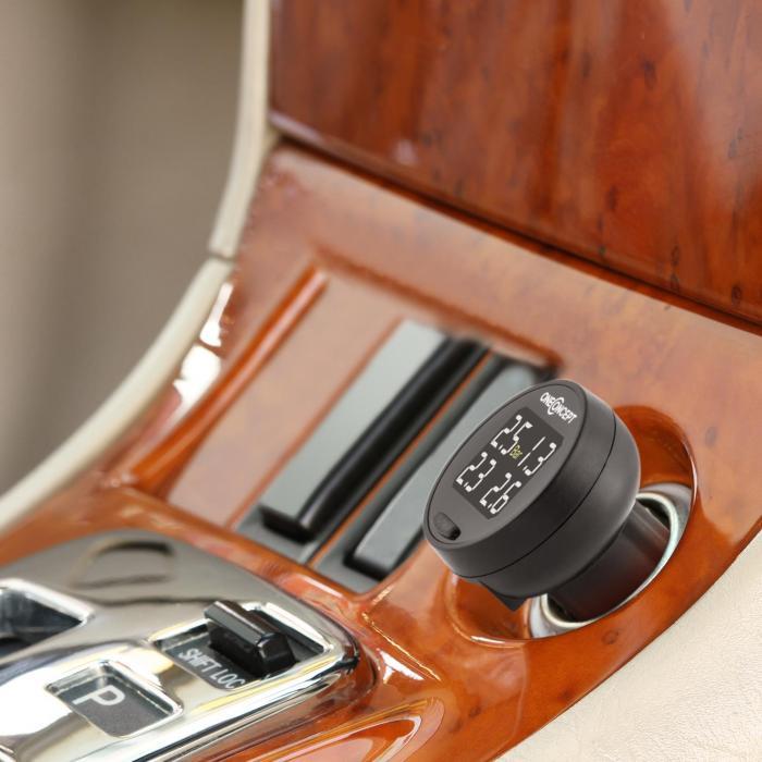 AirCo One Controllo Radio Pressione Gomme USB incl Materiale Montaggio