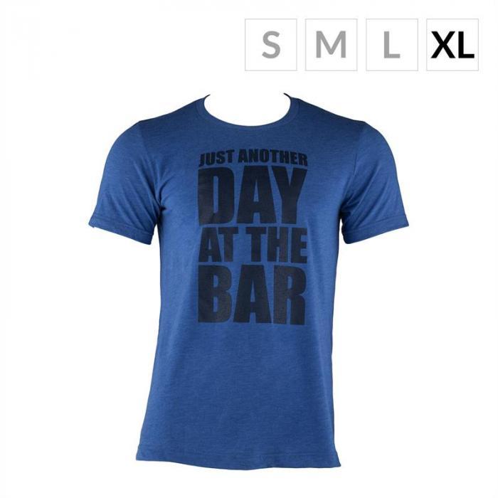 Trainings-T-Shirt für Männer Size XL True Royal