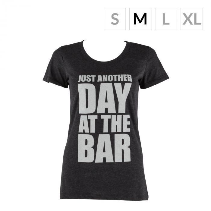 Trainings-T-Shirt Donna Size M Nero