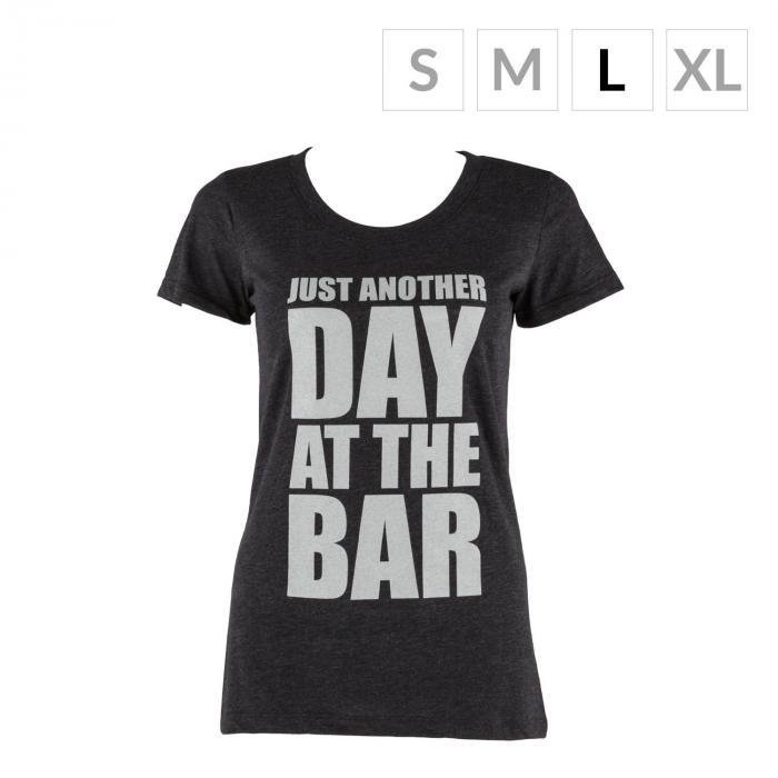 Trainings-T-Shirt Donna Size L Nero