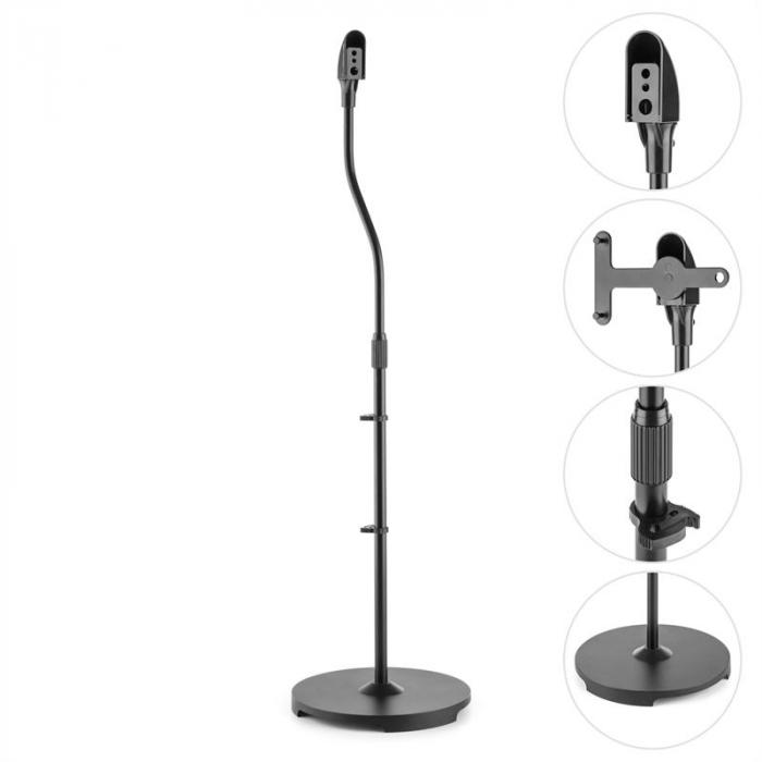 PlayStand BK Speaker STands SONOS PLAY: 1 PLAY: 3 Height Adjustable