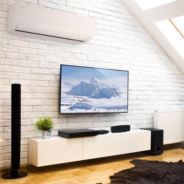 windwaker pro 9 inverter split klimaanlage 9000 btu a. Black Bedroom Furniture Sets. Home Design Ideas
