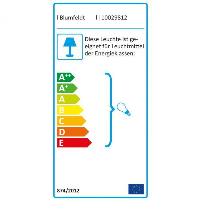 Borneo Lampada da Esterni 65 cm Legno Teak Acciaio E27/15W angolare