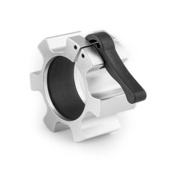 Tigthor Coppia Chiusure Per Bilancieri 50 mm Argento