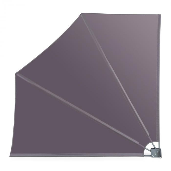 Julietta Side Awning 140 x 140 cm PU-coated 160 g / m² Foldable