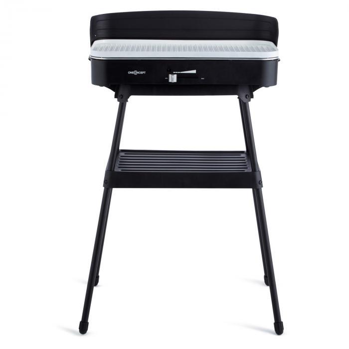 Porterhouse sähkögrilli jalallinen grilli pöytägrilli 2200 W keramiikkapäällyste