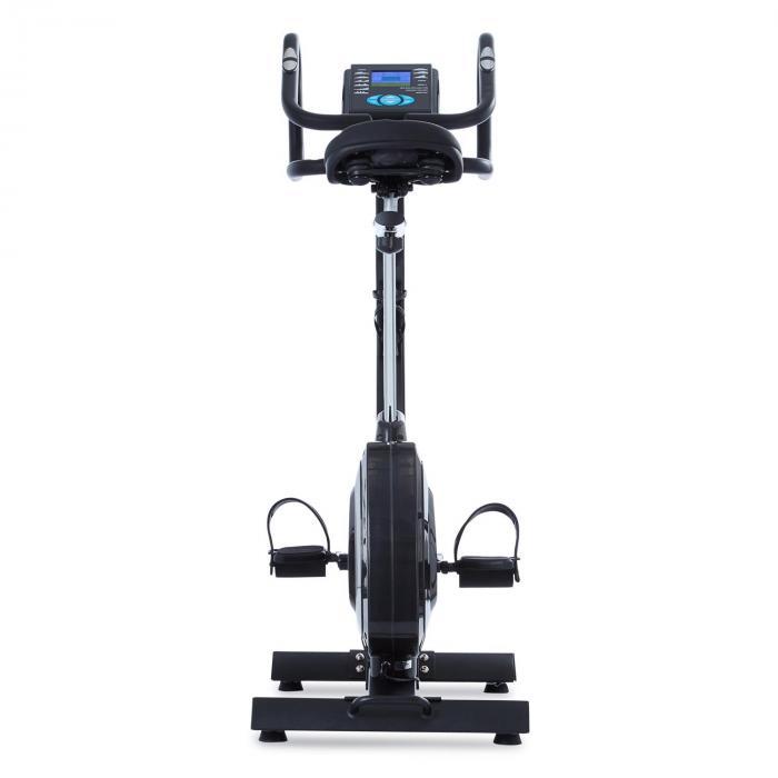 Durate Cardio Bike Cyclette Cardiofrequenzimetro Nera