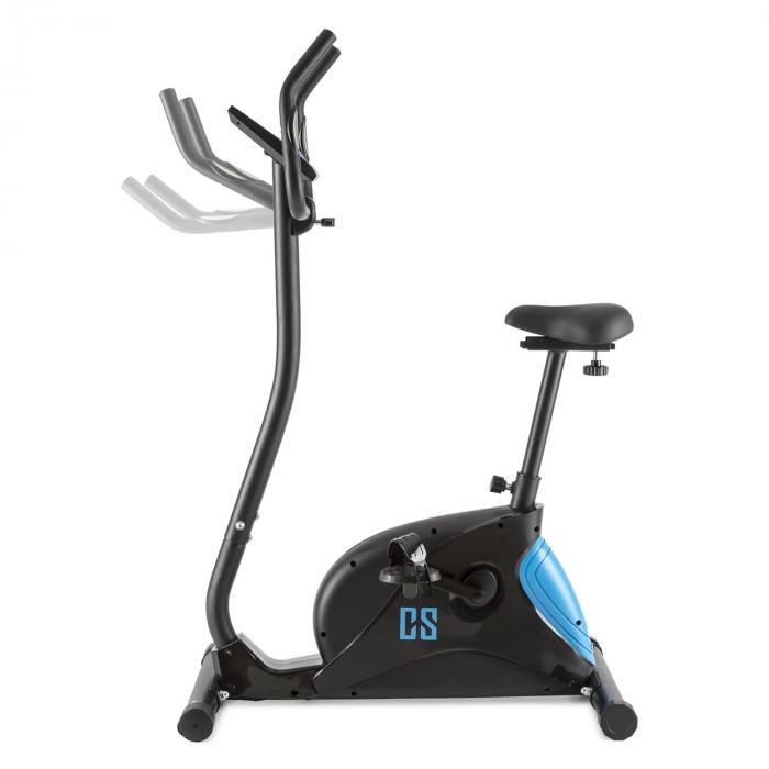 Cozzil Cardiobike Cyclette 4 kg Nera