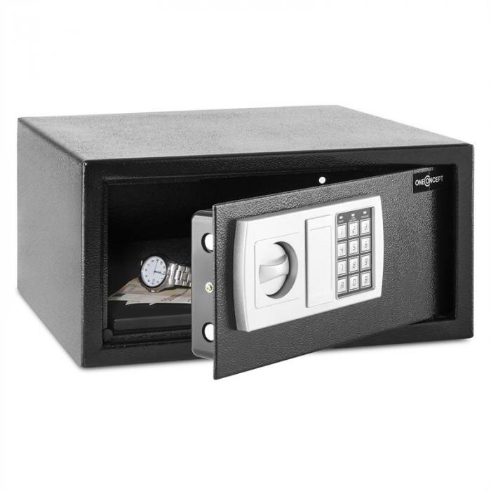 Wall Mount Laptop Safe : Hotelguard laptop safe electronic combination lock wall
