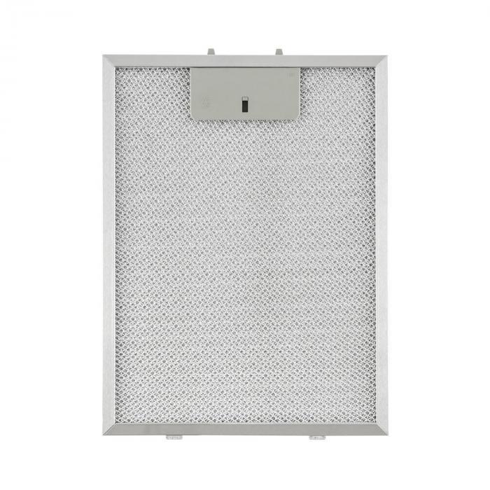 Aluminium-Fettfilter 22x29 cm Austauschfilter Ersatzfilter