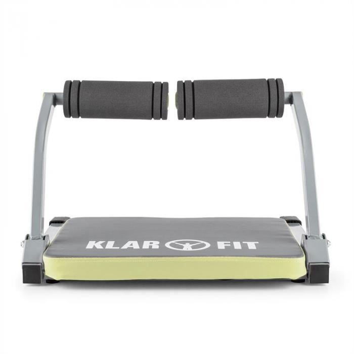 Abhatch AB Core Trainer Addominali Allround-Trainer grigio/verde