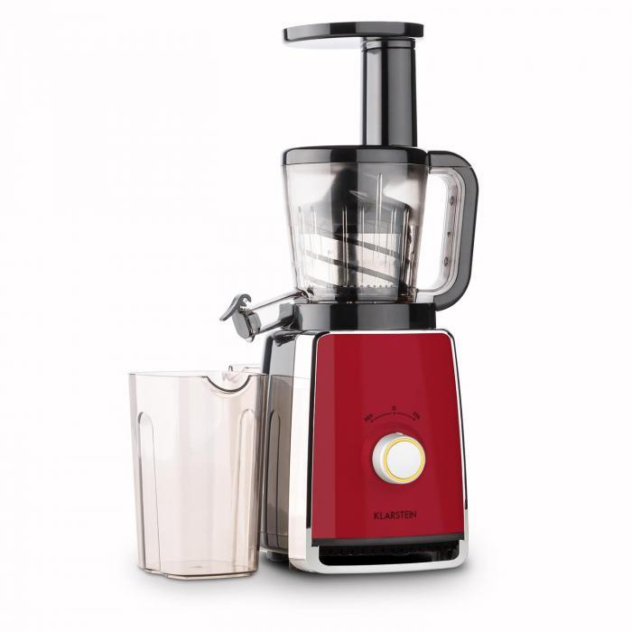 Sweetheart Estrattore Slow Juicer 150W 32U/min Rosso