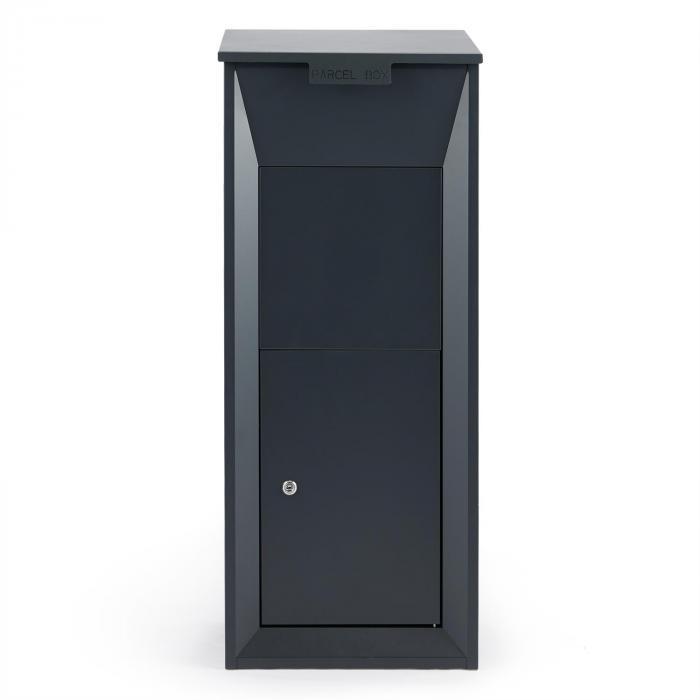 postbutler paketbox paketpostkasten standbriefkasten. Black Bedroom Furniture Sets. Home Design Ideas