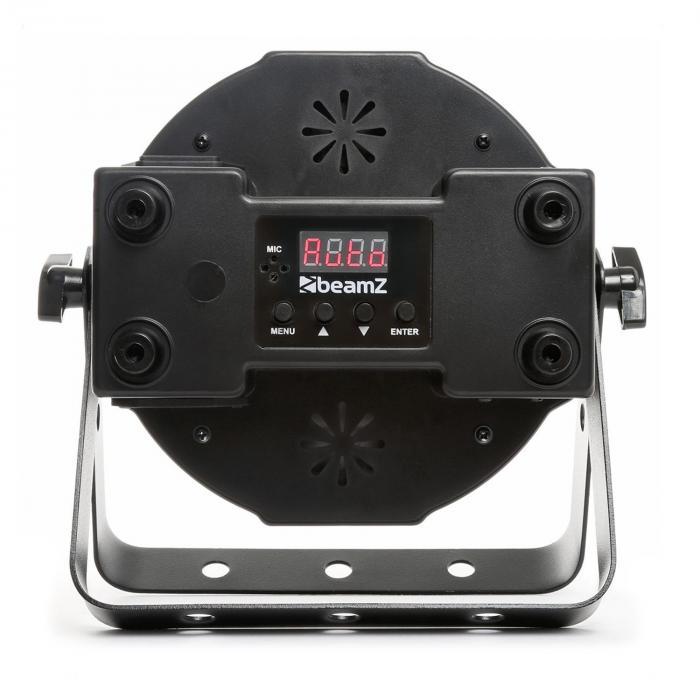 BFP120 FlatPAR Faretto LED 4 in 1 Telecomando DMX IR