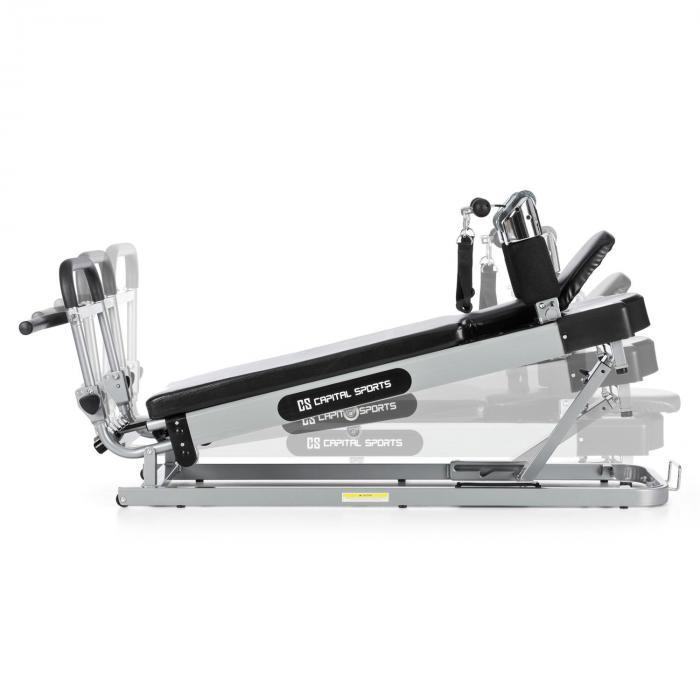Pilato Reformer Panca Per Pilates max. 120 kg Altezza Regolabile