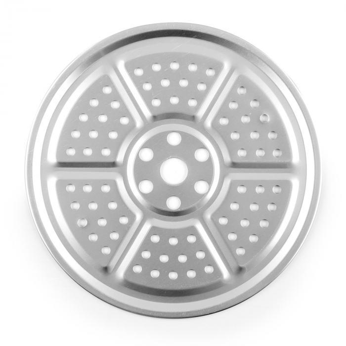 Fast Flavour höyrykeittimen lisäosa 21,5 cm alumiini
