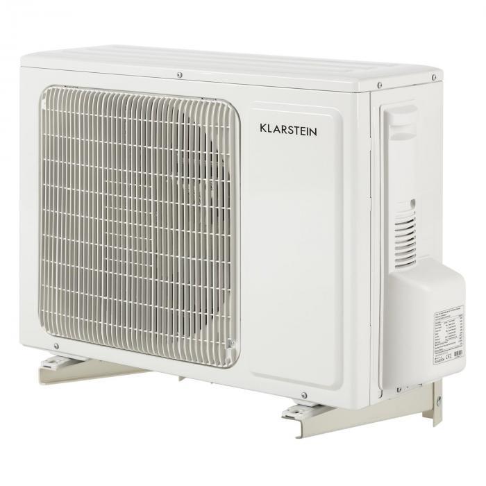 AC-WM-306 seinäteline ilmastointilaitteille galvanoitua terästä beige