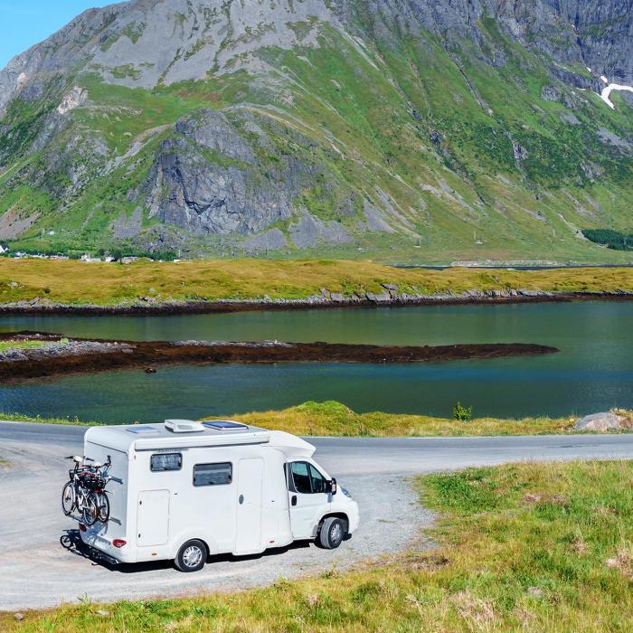 Klimamobil Climatizzatore per Roulotte/Camper 2,5 / 2,2 kW Lampada