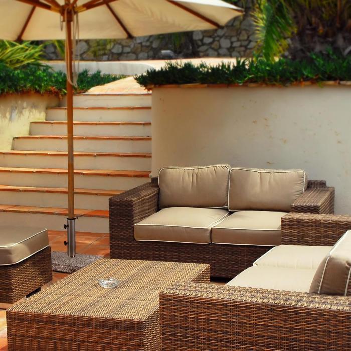 schirmherr 25hsq sonnenschirmst nder 25 kg balkon grau. Black Bedroom Furniture Sets. Home Design Ideas