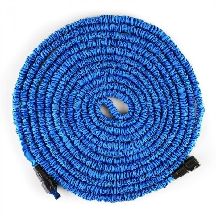 Water Wizard Extend joustava puutarhaletku jatkoletku 30 m sininen