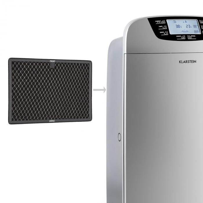 Filtro HEPA di Ricambio per Deumidificatore Drybest 35 28,5x21,5 cm