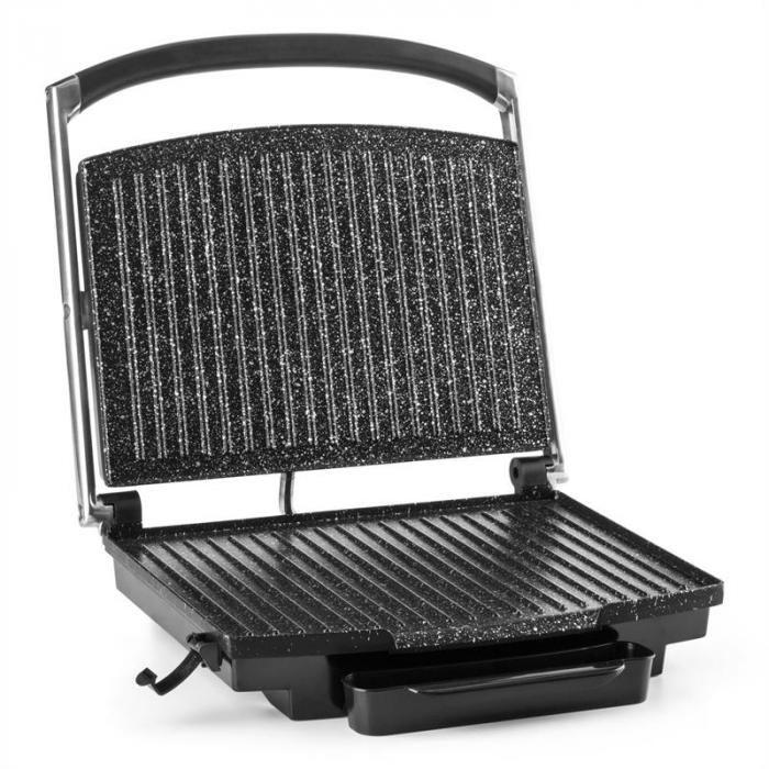 Edelstein monikontaktigrilli paninigrilli 2000W 240 ° C ruostumaton teräs