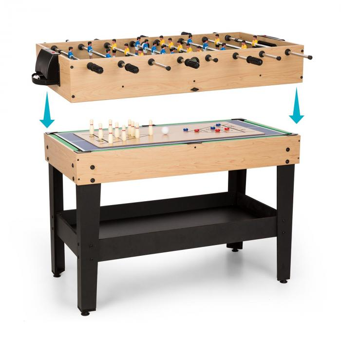 ... Game Star Game Table With 37 Games Multigame Storage Tray MDF ...