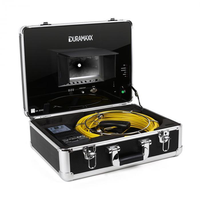 Kamera Inspex 2000/3000/4000:lle profiili valvontakamera