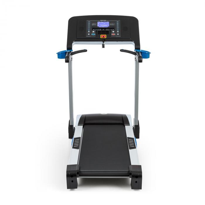 Pacemaker X60 juoksumatto 2,5/6,5 hv sykkeen mittaus LCD valkoinen/musta