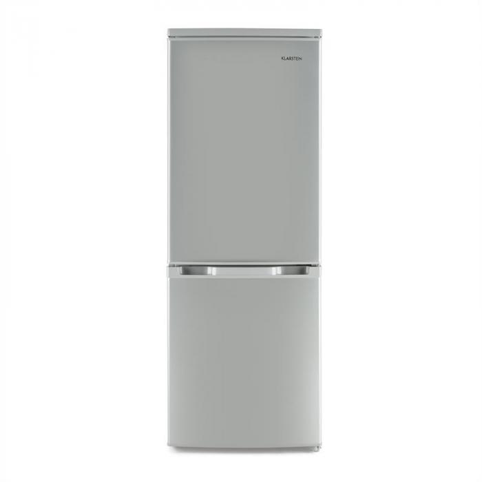 Bigpack Combined Refridgerator-Freezer160 Litres A + 42 dB silver