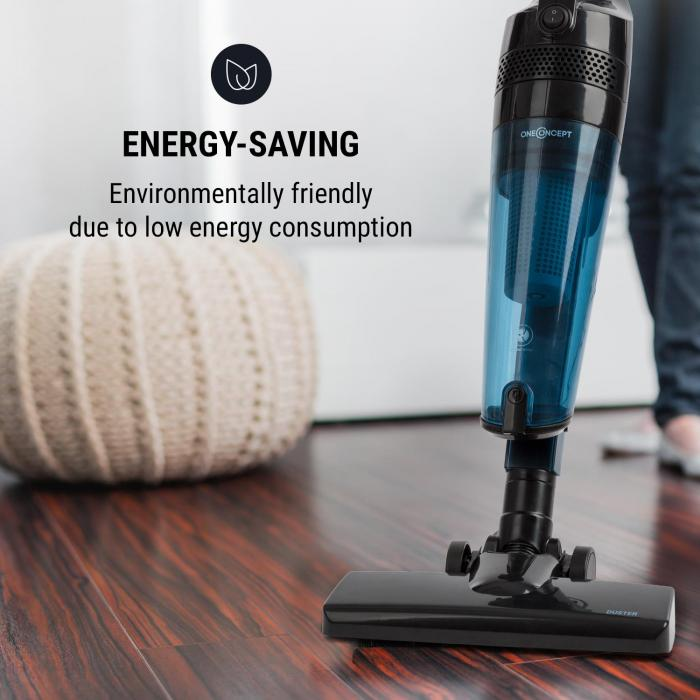 Duster Vacuum Cleaner Cyclonic Filter System