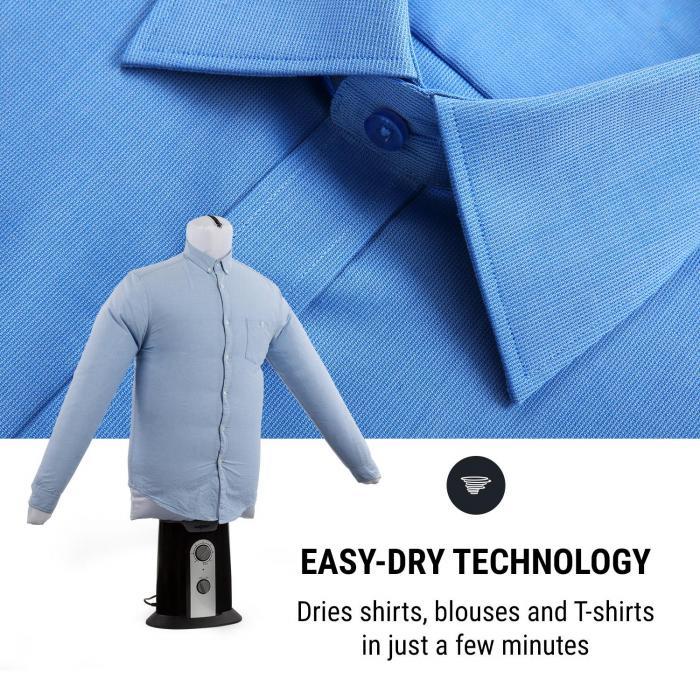 ShirtButler kuivauspallo, oxford-nylon, lisävaruste
