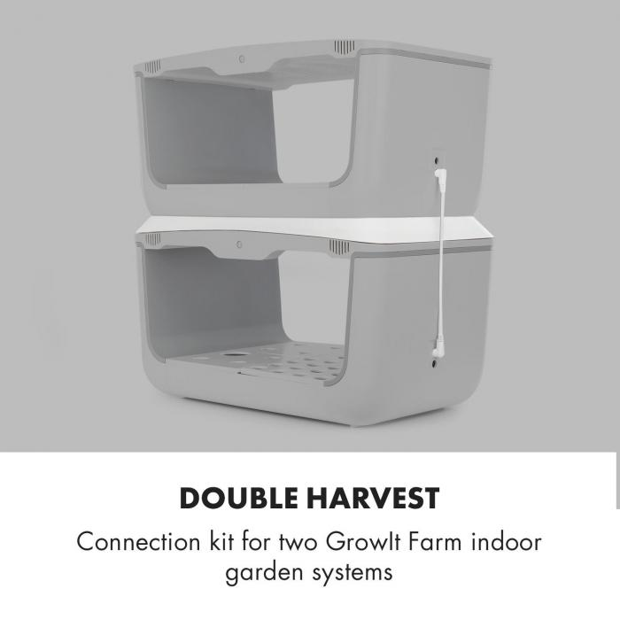 GrowIt Connection Kit per GrowIt Farm Smart Indoor Garden